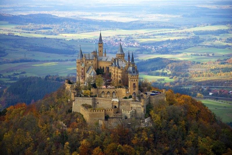 Die Hohenzollern Auf Der Schwabischen Alb Schwaebische Alb