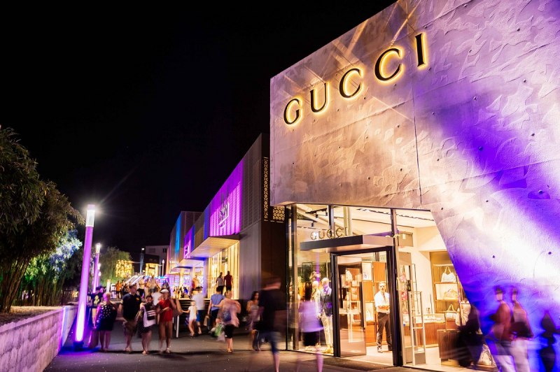 Late Night Shopping in der OUTLETCITY Metzingen