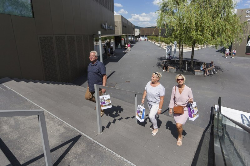Shopping in der Outletcity Metzingen